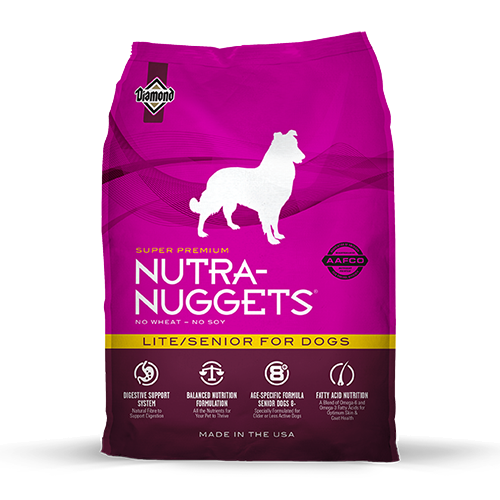 Nutra-Nuggets Senior for Dogs