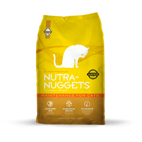 Nutra-Nuggets Maintenance for Cats