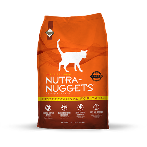 Nutra-Nuggets Professional for Cats